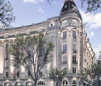 The Ritz Hotel reopens